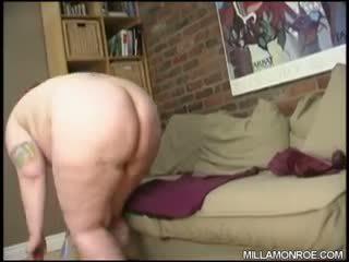Millan monroe big lady fuck
