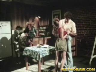 廚房 四人 復古 xxx 電影