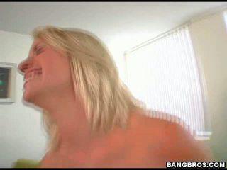 big boobs, blonde babe, nicole
