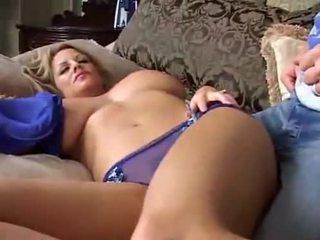 big, sleeping, milf, breasted
