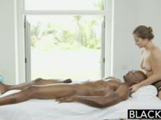Dani Daniels Flash Creampie Blacked