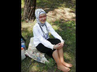 Turkish-arabic-asian hijapp मिश्रण photo 20
