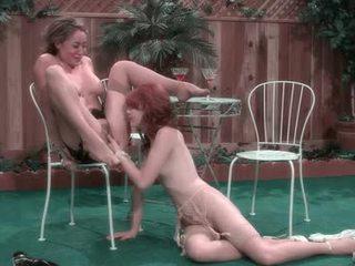 Lesbian Ryan Keely and Elle Alexandra