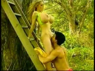 most blondes sex, all outdoors, fresh big tits video
