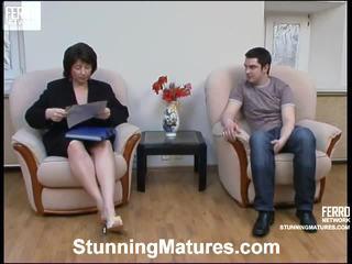 Juliana dan adam keriting senior tindakan