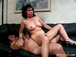 하드 코어 섹스, 애널 섹스, milf 섹스