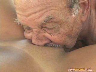 hardcore sex, mormor, granny