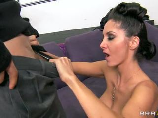 Buxom Woman Ava Addams Fucking At A School Of Modeling