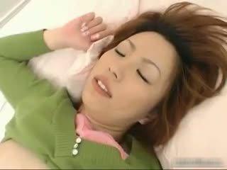 Tomoe hinatsu হয় ঐ যৌন খেলনা জন্য তার বিশাল part5
