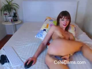 Chaturbate Cam-Girl Foxy Cleopatra