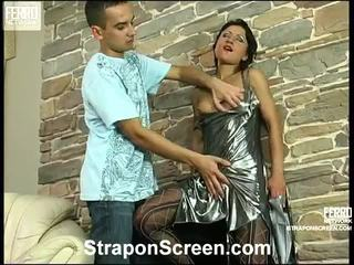 Subrina And Gilbert Erotic Shaft Scene