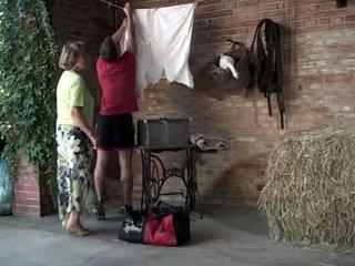 blowjobs, granny, lingerie