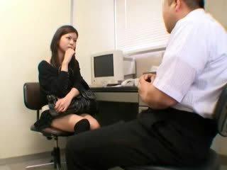japonijos, voyeur, egzotiškas, blowjob