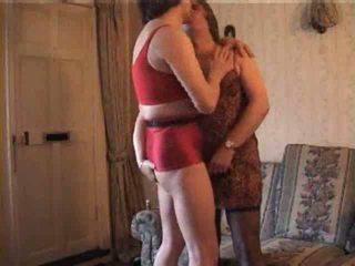 Shameless crossdressers di seksi video