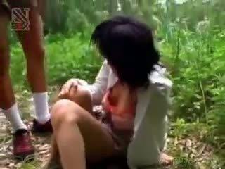 Aasialaiset koulutyttö turned seksi orja gets hyväksikäytettyjen kovacorea