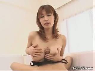 blowjob see, rated handjob, real asian you