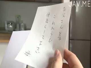japoński, dziecko, analny