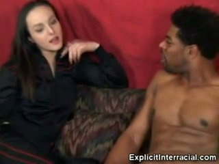 Cytherea Gobbles This Darksome Dong