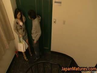 Ayane asakura मेच्यूर एशियन मॉडेल has सेक्स