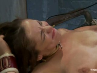 Sensuous Nurse Audrey Rose Dominates Maitresse Madeline In Sleaze Dyke Vid