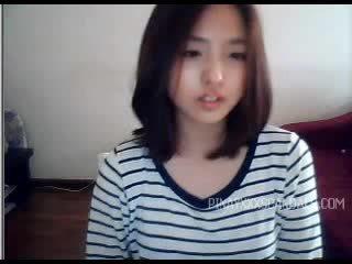 Kyut tinedyer asyano webcam