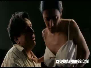 Celebnakedness salma hayek Naked with big breasts in frida