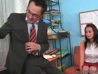 Broche para maduros professora