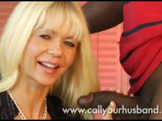 Barbie Talks To Her Husband On The Phone While Sucking A Bbc - Xhamster.com