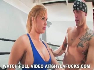 Analinis tunnel crotch shyla stylez has cumload cumload