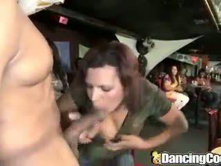 Dancingcock Latino Milfs Big Cock Orgy