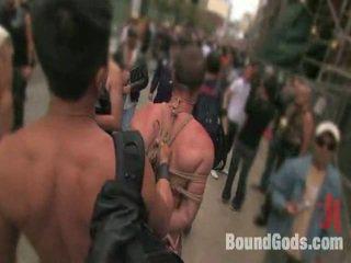 ঘনিষ্ঠ gods বাস করা: গন sadomasochism মধ্যে ঐ streets এর sf