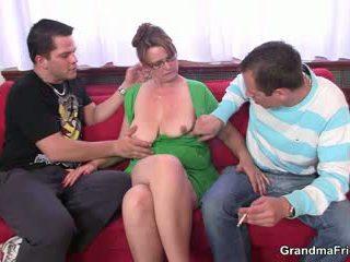 old, online 3some fun, online grandma real