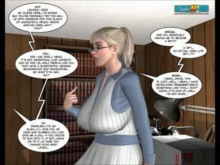 Comic porn 3d 3D XXX