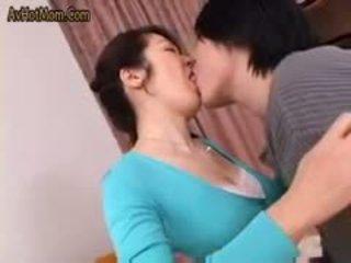 Chaud japonais mère 49 par avhotmom