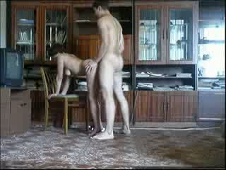 Russian Mom And His Soon Best Friend Video