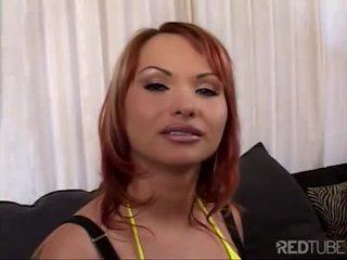 Katja Kassin is a nasty anal bitch 1