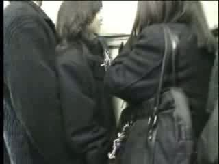 Japanese Schoolgirls Fucked In Train Video