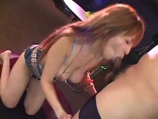 Innocent Japanese pussy moaning