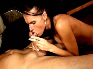 great brunette, rated blow job hq, watch head giving great