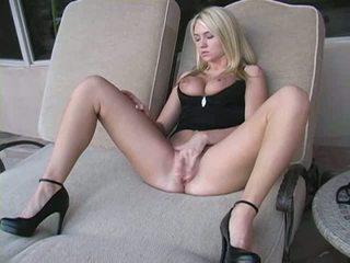 qualität sexy beobachten, jeder heiß, blond sie