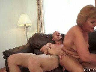 old, grandma, granny, blowjob