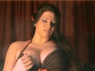 große brüste, hq domina