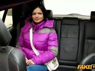 角質 gal だまさ バイ ザ· perv cab driver