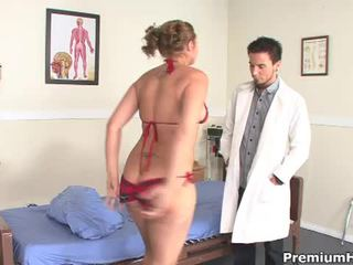 Big ass ava rose meets doctor badonkadonk