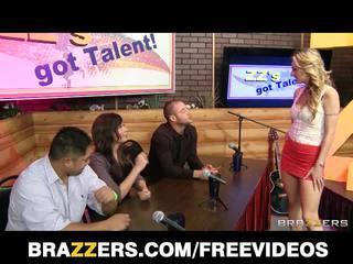 Brazzers got talent, anal edition