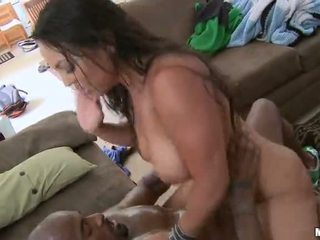 black cock, horny, busty best