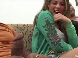 Lindsey, um agradável judeu mel had been kosher tudo de dela