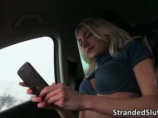 Victoria Puppy Gets Banged In The Car