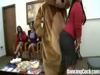 Dancingcock grupp kuk suking
