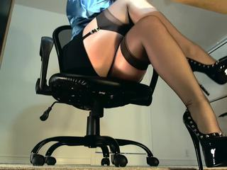 softcore, stockings